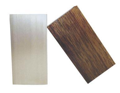 供應木紋轉印鋁型材 3