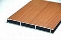 供應木紋轉印鋁型材 2