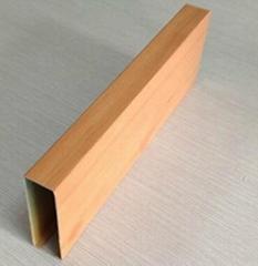 供应长方形铝管