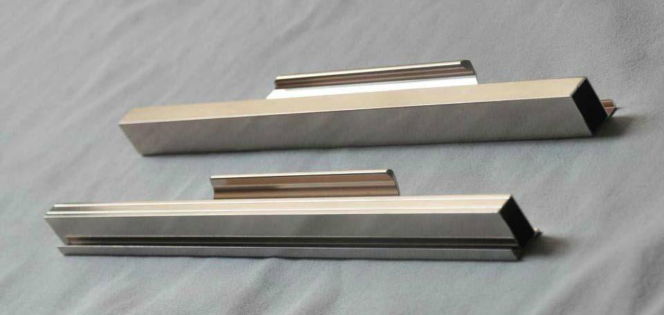 供應6063櫥櫃鋁型材 3