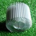 长期供应优质太阳花散热器工业铝型材  3