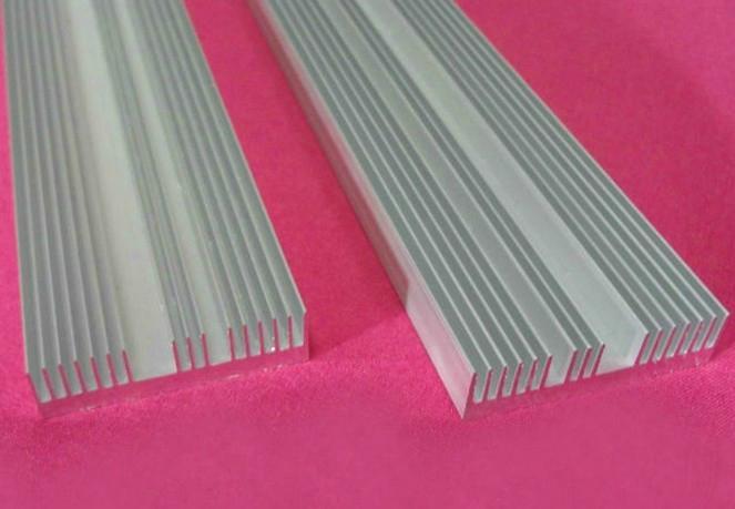长期供应优质太阳花散热器工业铝型材  4