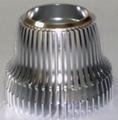 大量供應6063LED燈具工業鋁型材 3