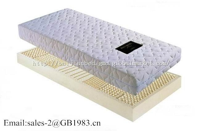 Visco Memory Foam Mattress In Queen Size And King Size 4