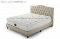 Visco Memory Foam Mattress In Queen Size And King Size 3