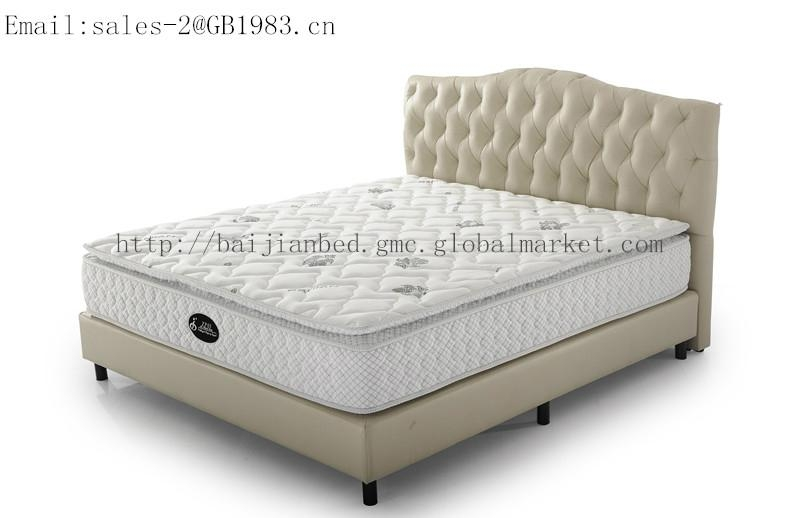 Visco Memory Foam Mattress In Queen Size And King Size 2