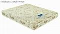 Economic Coil And High Density Foam Hybrid Mattress Wholsale 1
