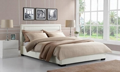 PU Bed For House&Bedroom
