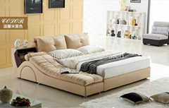 Popular Fabric Bed With