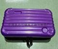 廠家直銷防水洗漱包PC旅行收納手拿包多功能過夜包便攜手機零錢包 4