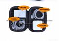 耳機收納包便攜式耳機包收納盒 4