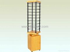 Self Standing Wire Rack-Chain stores display racks-Custom Retail Display