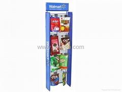 Supermarket Steel Racks-Departmental Store Racks-Chain Stores Display Racks