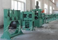 冷軋帶肋鋼觔生產線