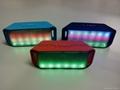 LED彩燈藍牙音響