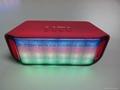 LED彩燈藍牙音響 2