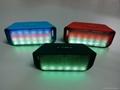 LED彩燈藍牙音響 4