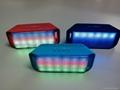 LED彩燈藍牙音響 5