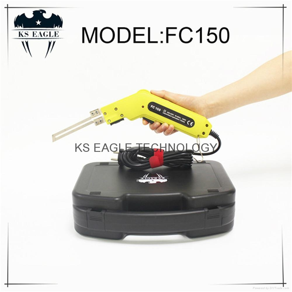 KS EAGLE-FC150 Hot Knife Sponge Cutter 1