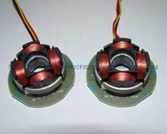 Coil motor