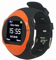 Children gps tracker watch