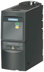 Siemens Inverter Micromaster 420 430 440 6SE6420-2UD21-5AA1 7.5kw power supply