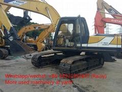 Used Japanese Excavator