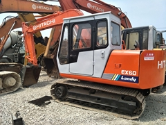 Used Hitachi EX60 EX100