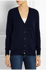 new fashion cashmere knitted cardigan