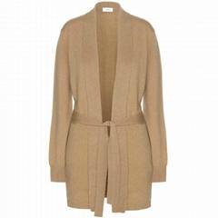 2015 new style fasion lady sweater cardigan long sleeve
