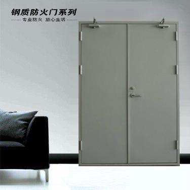 安徽合肥新鋼質防火門 2