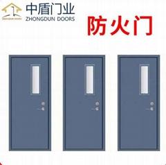 滁州市中盾防火門廠鋼質防火門價格