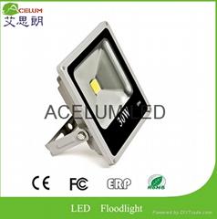 30W Slim LED Floodlight
