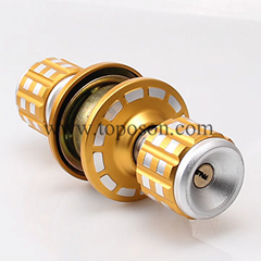 Space aluminum lock,Ball lock, Knob lock
