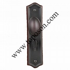 Top quality Zinc alloy handle & Zinc alloy door lock Gate Lock  Mortise Lock