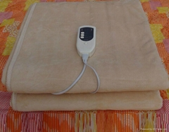 plush baby cover electric blanket