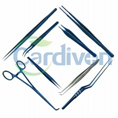 Cardiovascular Plastic Surgical Instruments (Forceps)