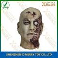 Halloween zombie horror latex mask 2015