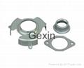 Zinc plating bearing plate-motor cover