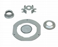 Stamping motor parts-bearing plate