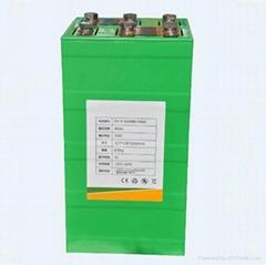 厂家直销可定制磷酸铁锂电池组9.6V80AH
