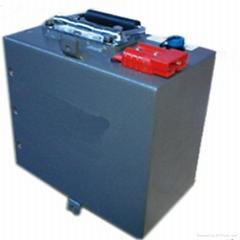旅游观光车用磷酸铁锂电池组60V100AH配BMS电池电池管理系统