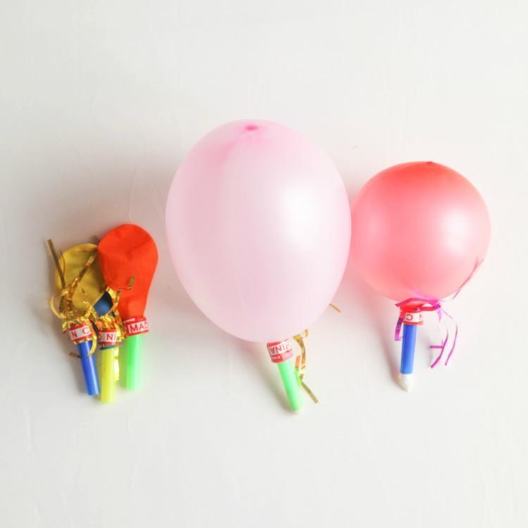 金絲哨氣球 2