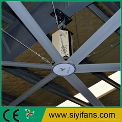 12ft Good Price HVLS Warehouse Ventilation Large Ceiling Fan