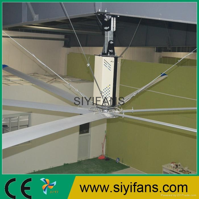 High Volume Industrial Fans : Ft industrial grade high volume low speed farm house
