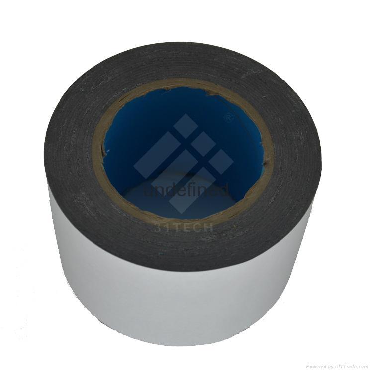 現貨供應ECT-R312C 韓國進口A-JIN黑色格紋單面導電膠帶 4