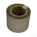 現貨供應ECT-R312C 韓國進口A-JIN黑色格紋單面導電膠帶 2