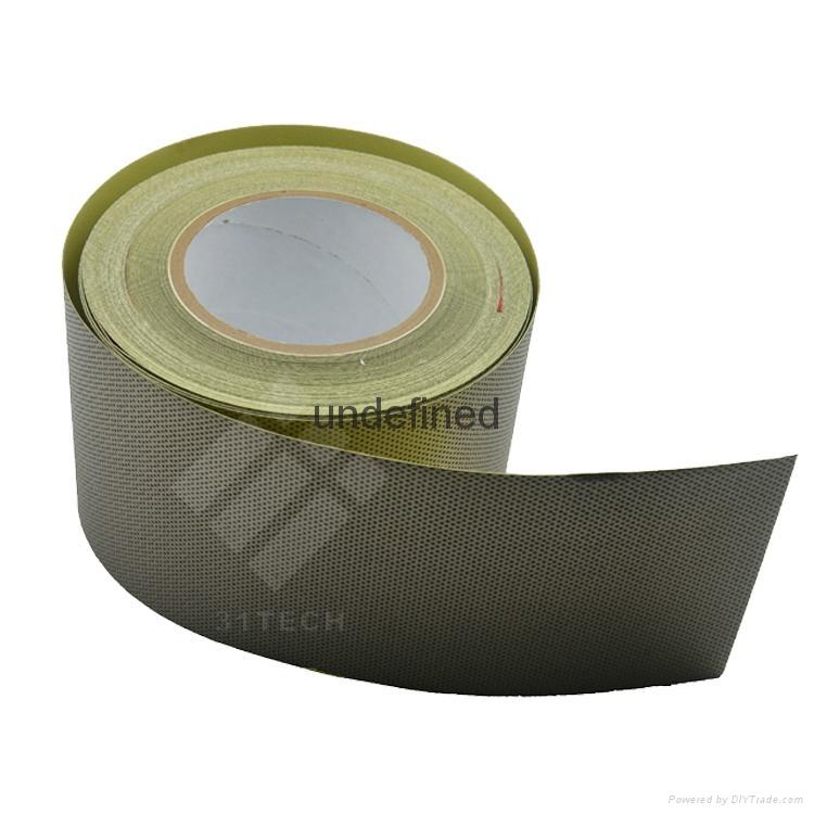 現貨供應ECT-R312C 韓國進口A-JIN黑色格紋單面導電膠帶 3