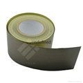 现货供应ECT-R312C 韩国进口A-JIN黑色格纹单面导电胶带