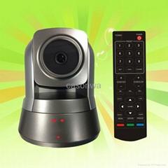 新款遙控USB插口1080P高清USB視頻會議攝像機